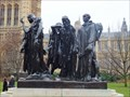 Image for The Burghers of Calais - Victoria Tower Gardens, Abingdon Street, London, UK