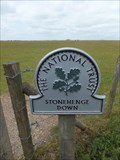 Image for Stonehenge Down - Wiltshire, UK