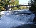Image for Three Sisters Island pedestrian bridge - Niagara falls, NY