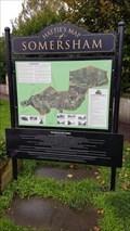 Image for Hattie's Map of Somersham - Somersham, Cambridgeshire