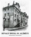 Image for 'Spitál sv. Alžbety'  by  Karel Stolar - Prague, Czech Republic
