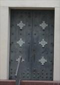 Image for St. James Catholic Cathedral Door - Orlando, FL