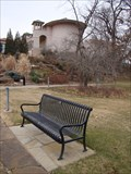 Image for John Donald Feagin bench - Philbrook Museum of Art - Tulsa, OK