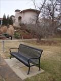 Image for John Donald Feagin bench - Philbrook Museum of Art - Tulsa, OK