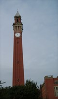Image for Joseph Chamberlain Memorial Clock Tower - Birmingham University, UK