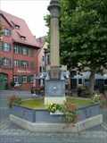 Image for Pferdebrunnen, Schwabach, Germany, BY