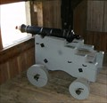 Image for Fort King George Blockhouse Guns - Darien, GA