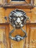 Image for Lion Door Knocker - Salida, CO
