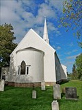Image for St. Martin's in the Woods Anglican Church Cemetery - Shediac Cape, NB