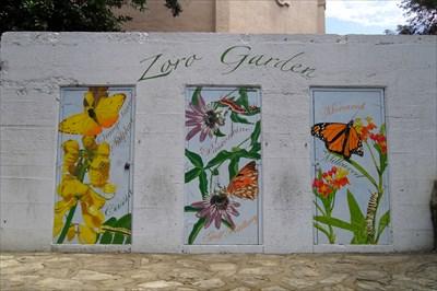 Zoro Butterfly Garden San Diego Ca Butterfly Gardens