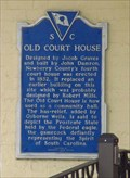 Image for 36-4 Old Court House - Newberry, South Carolina