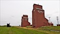 Image for Rowley Grain Elevator Row - Rowley, AB