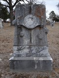 Image for James E. Ponder - Graham Cemetery - Graham, OK