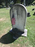 Image for Jedediah Sanger - Forest Hill Cemetery - Utica, NY