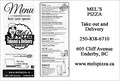Image for Mel's Pizza - Enderby, British Columbia