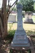 Image for Alma Louise Finley - Oakwood Cemetery - Tyler, TX