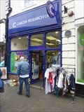 Image for Cancer Research Uk Charity Shop, Stone, Staffordshire, England