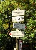 Image for Rozcestnik Cenkova Pila - Srni, Czech Republic