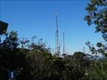 Image for TX Australia - Crafers TV broadcast transmission tower -  Crafters - Australia