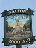Image for Gayton Village Northant's