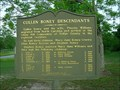 Image for Cullen Boney Descendents-Telfair Co