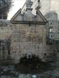 Image for Fountain near the convent - Celanova, Ourense, Galicia, España