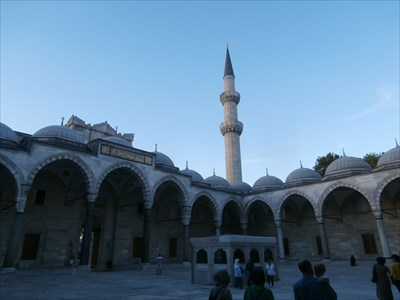 Yeni Camii - Istambul - Turkey