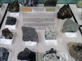 Image for Mission Trails Minerals Display  -  San Diego, CA