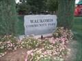 Image for Waukomis Community Park- Waukomis, OK