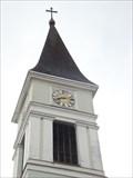 Image for Glockenturm Stadtpfarrkirche Hl. Laurentius - Wörgl, Tirol, Austria