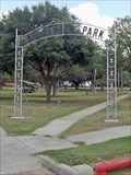 Image for Welhausen Park  Archway - Shiner, TX