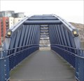 Image for Trafalgar Bridge - Maritime Quarter - Swansea, Wales.