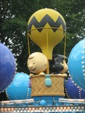 Image for Charlie Brown at Balloon Race - Cedar Point, OH