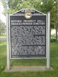 Image for Historic Prospect Hill--Omaha's Pioneer Cemetery - Omaha, NE