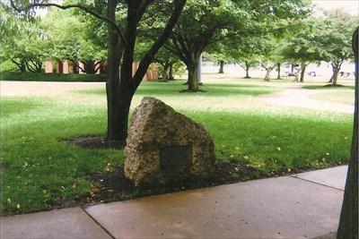 Memorial to the Oklahoma City Bombing
