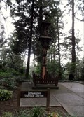 Image for The Grotto's Lithuanian Wayside Shrine  -  Portland, OR