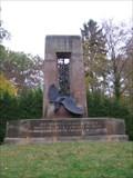 Image for Le monument aux Alsaciens-Lorrains, forêt de Compiègne, France