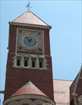 Image for Town Clock.   Amherst, MA