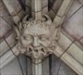 Image for Devil chimera -- St Margaret's Church, Westminster, London, UK