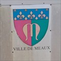 Image for Le blason de la ville - Meaux, Île de France