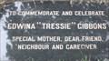 """Image for Edwina """"Tressie"""" Gibbons - Claire Park, Ottawa Ontario"""