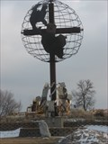 """Image for """"The World Family"""" Sculpture - Emmetsburg, IA"""