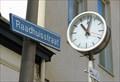 Image for GONE-Public clock - Alphen aan den Rijn, Netherlands.