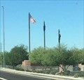 Image for Three Flag Poles - Scottsdale, AZ