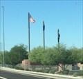 Image for Three Flag Poles - Scottsdale, AZ