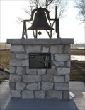 Image for Original School Bell ~ Axtell, Utah