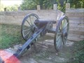 Image for Union 12-Pounder Howitzer, Ft. Pillow, Tennessee