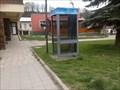 Image for Payphone / Telefonni automat - Strazek, Czech Republic