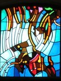 Image for Stained Glass - San Bartolomeo all'Isola - Roma, Italy