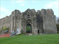 Image for Oystermouth Castle, Swansea, Wales